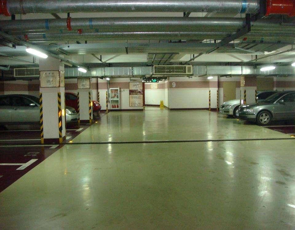 地下停车场防水