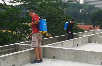 屋顶纳米防水喷雾剂