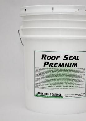屋顶密封白色弹性涂层