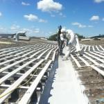 屋面防水 聚脲防水施工