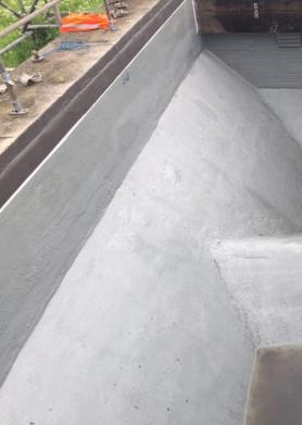 屋面防水聚脲喷涂