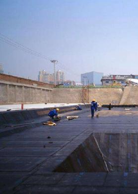 建筑物的防水类型