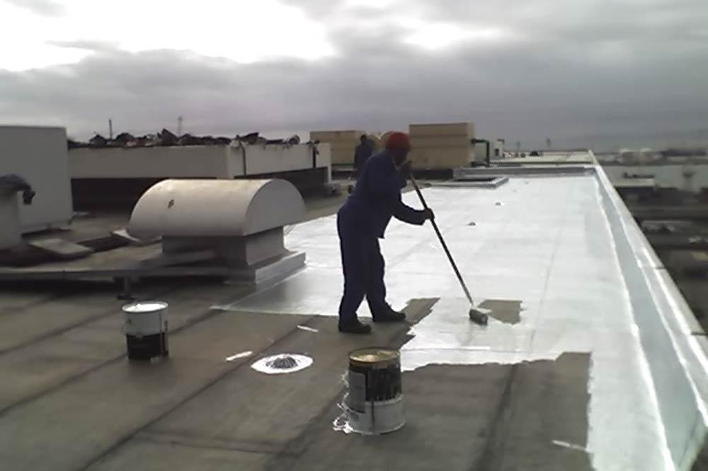 住宅屋顶防水补漏