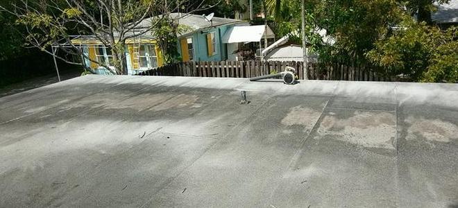 屋面防水涂料施工步骤